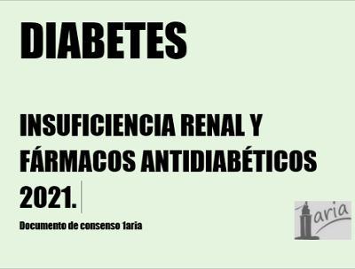 Imagen Destacada - Diabetes. Antidiabéticos e insuficiencia renal 2021