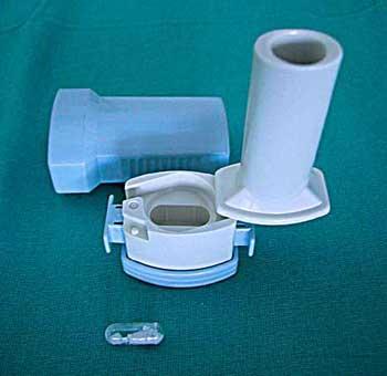 Imagen Destacada - Inhaladores. Spinhaler