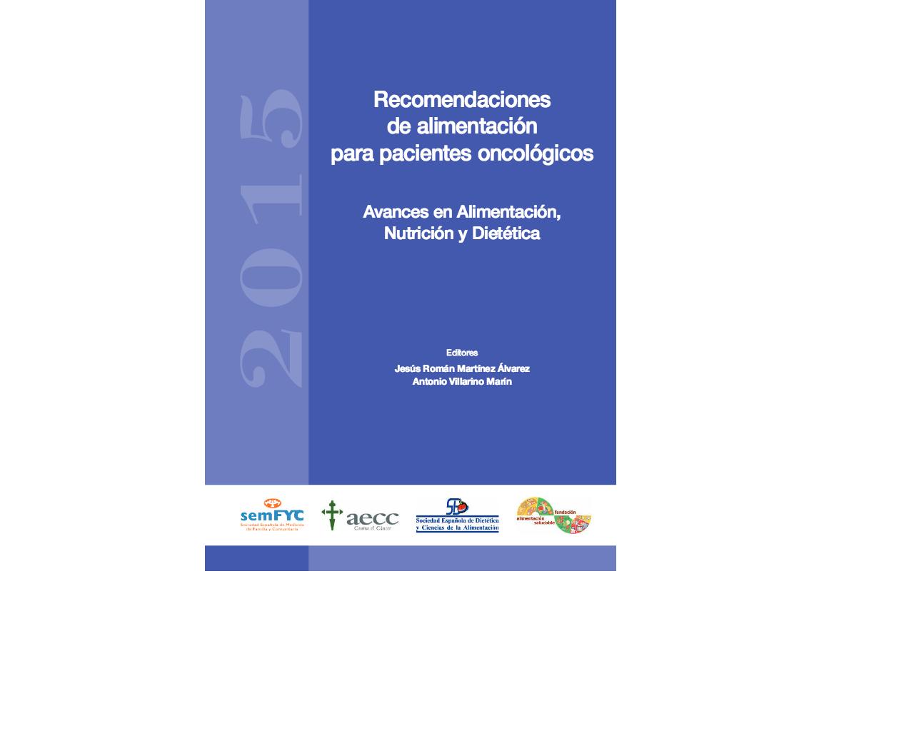 Imagen Destacada - Recomendaciones de alimentación para paciente oncológico