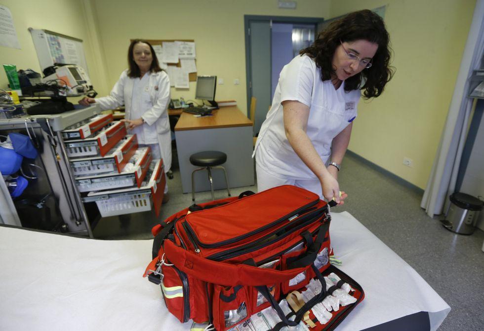 Imagen Destacada - Mantenimiento de los maletines de urgencias